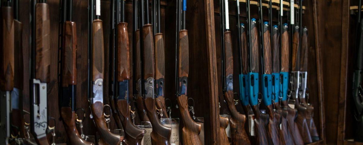 Shotguns - Mid-Valley Clays & Shooting School
