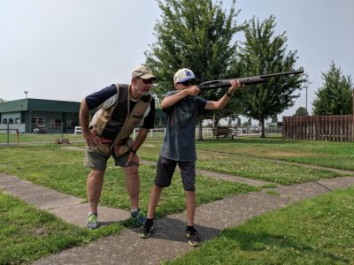 Welcome Mid Valley Clays Shooting School